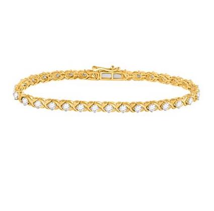 3.00 CTW Diamond Bracelet