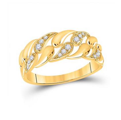 0.15 CTW Diamond Fashion Ring