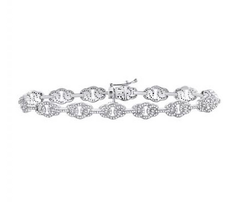 1.00 CTW Diamond Bracelet