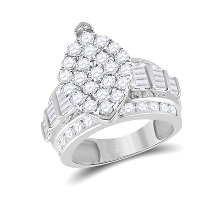 3.00 CTW Diamond Ring