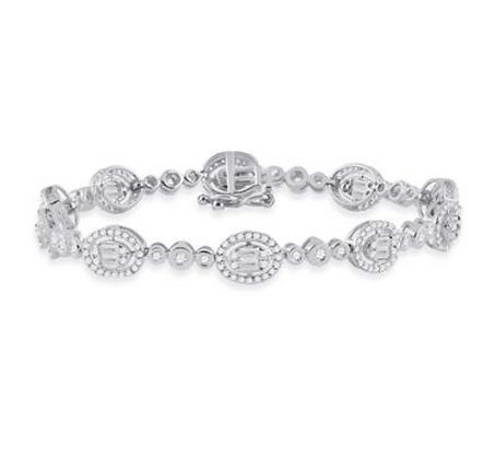 2.00 CTW Diamond Bracelet