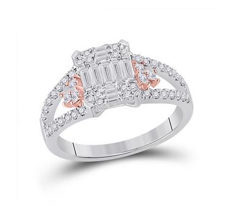 0.75 CTW Diamond Ring