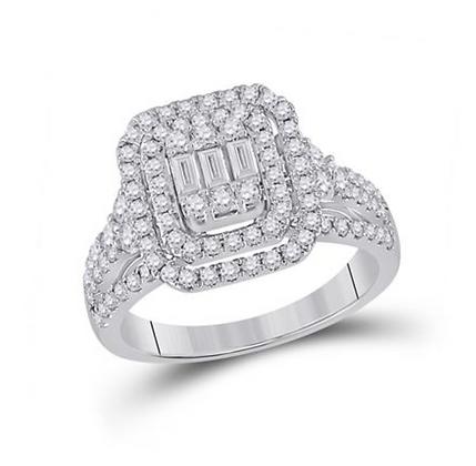 1.25 CTW Diamond Ring