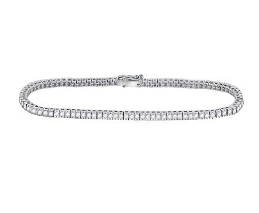 2.00 CTW Diamond Tennis Bracelet