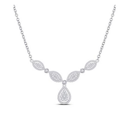 0.75 CTW Diamond Necklace