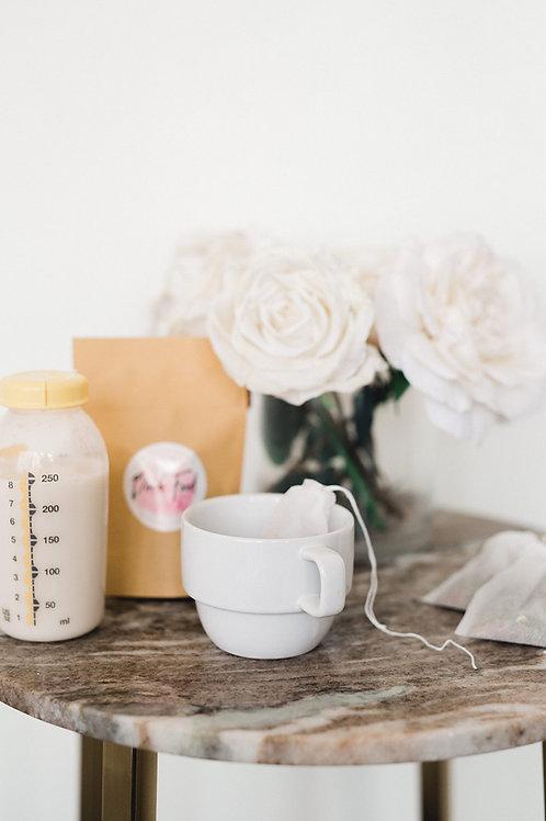 Lactation Tea - Yerba Buena