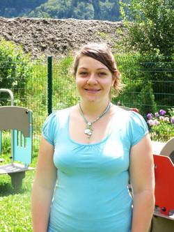 Cindy - Auxiliaire de puériculture
