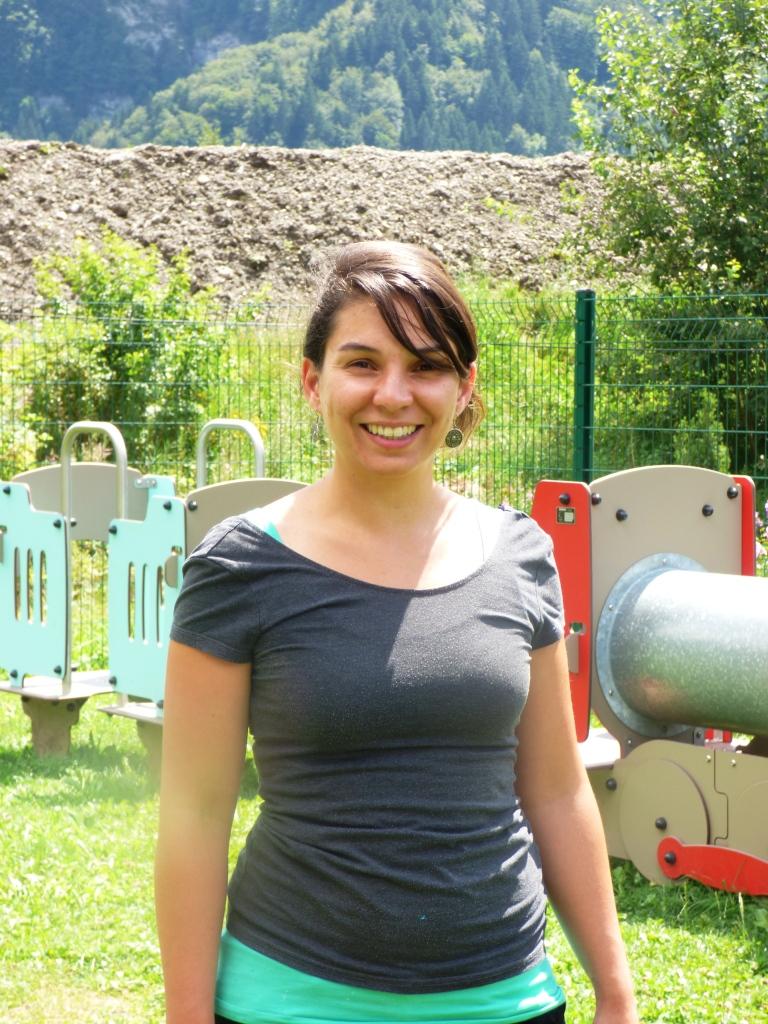 Marion - Educatrice JE-Dir adjointe