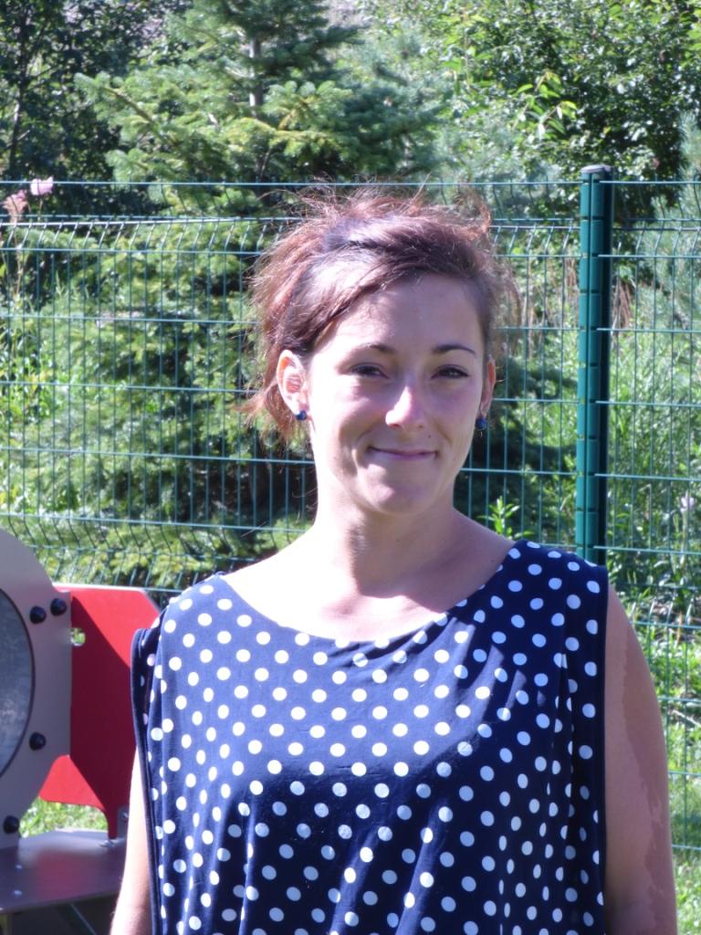Alexandra - Aux. de puériculture