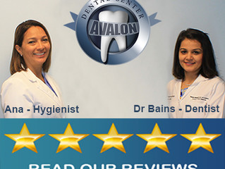 Review about Hygienist Ana and Doctor Bains from Dulce