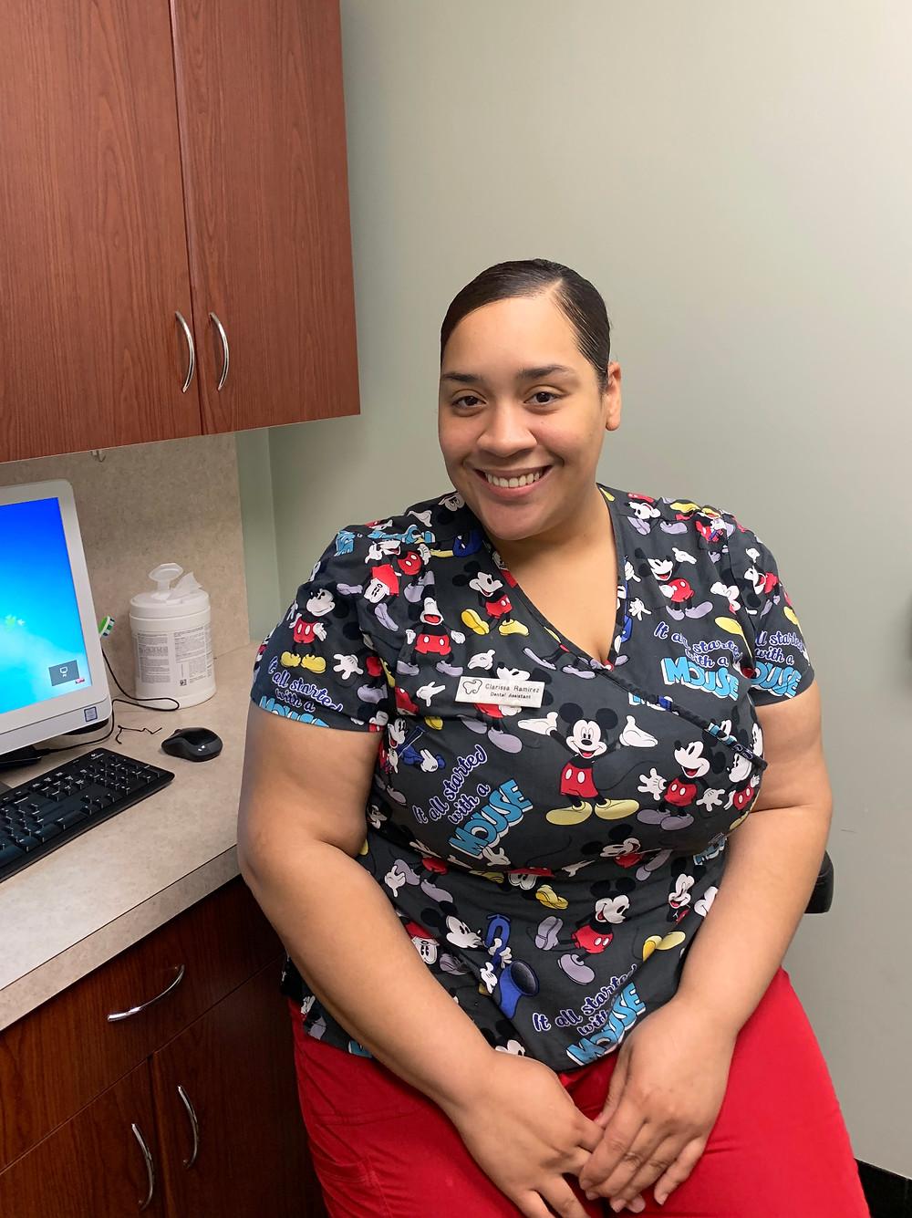 Dental Assistant Clarissa