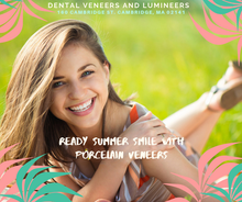 Summer Smile with Porcelain Veneers