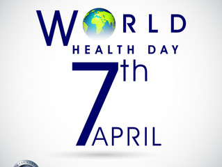 The World Health Day April, 7