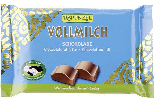 Vollmilch Schokolade 100g
