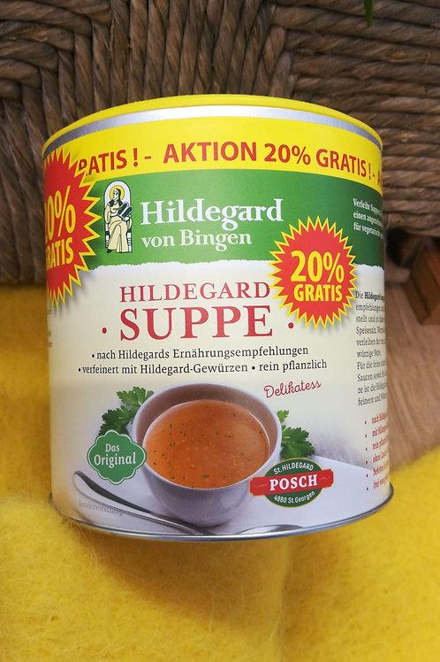 Hildegard Suppe Delikatess 400g +20% Inhalt