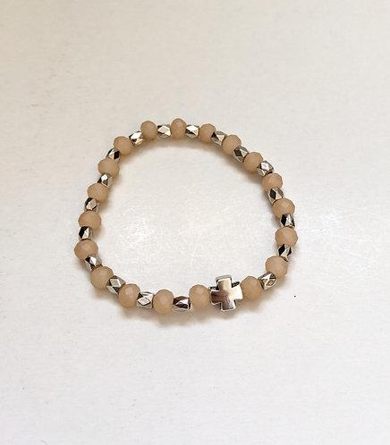 Little Cross Bracelet