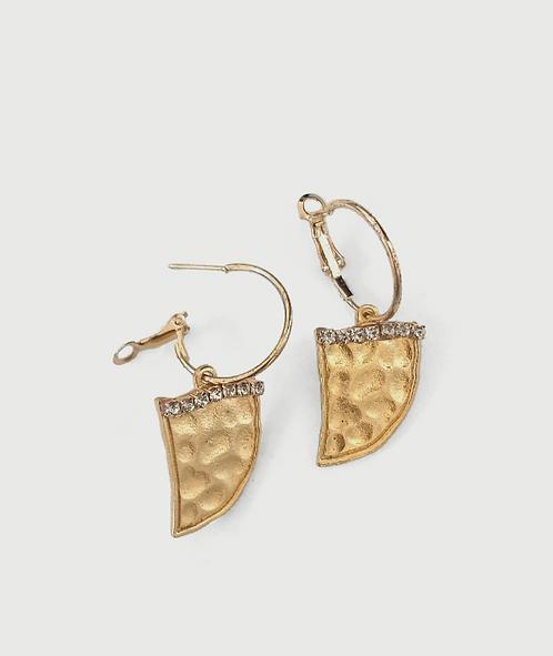 Colmillo Earrings