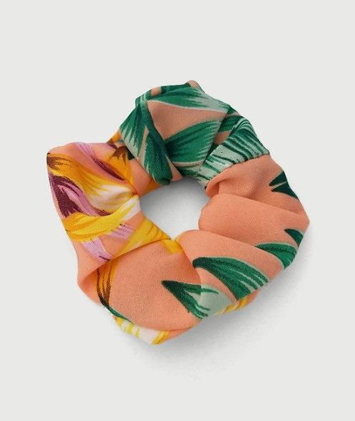 Tropical Hair Scrunchie
