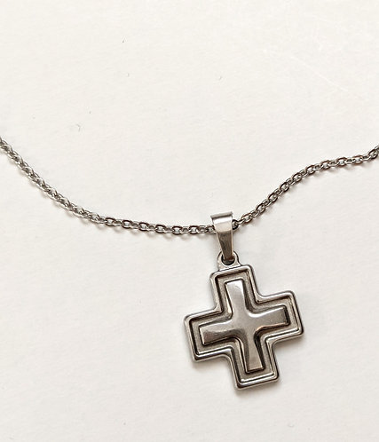 Cruz Medal with Chain