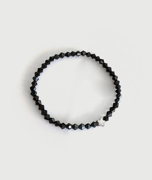 Crystal Bracelet with Star