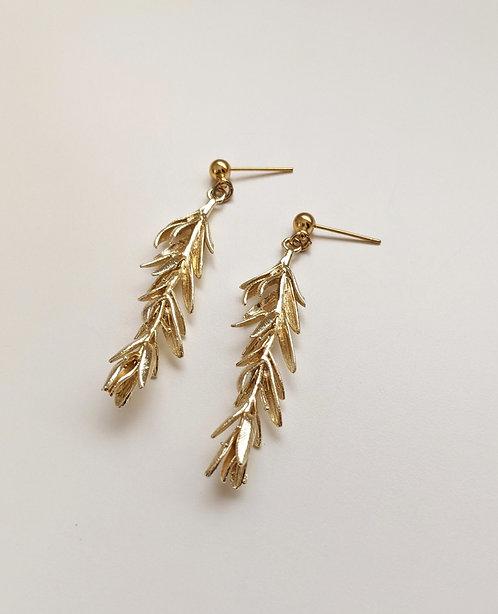 Little Leaves Earrings