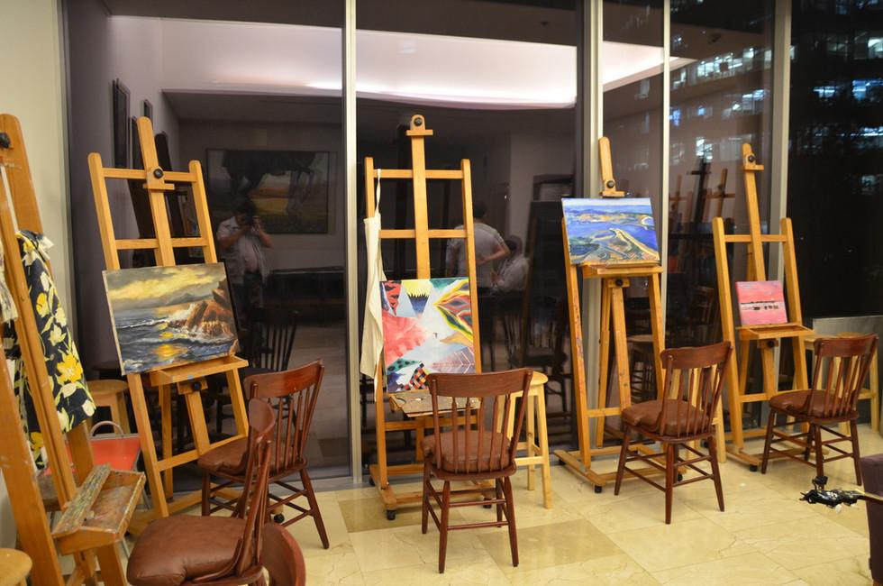 Salón de Pintura.