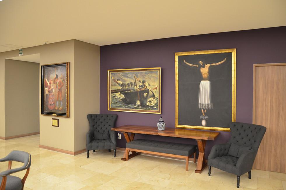 Pinturas del Salón