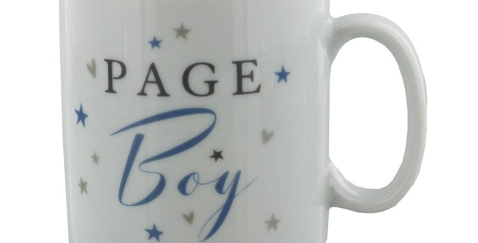 Amore Ceramic Page Boy Mug