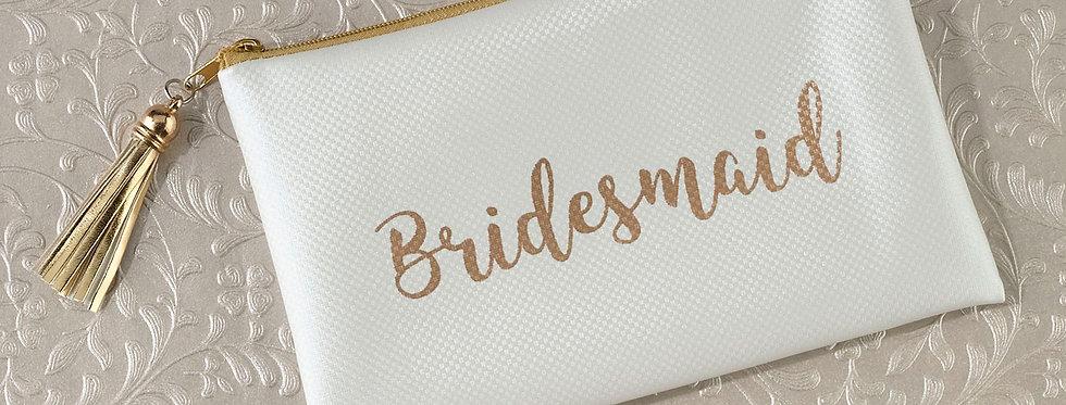 Lillian Rose Gold Bridesmaid Survival Bag