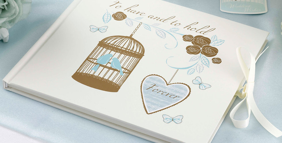 To Have And To Hold - Guest Book