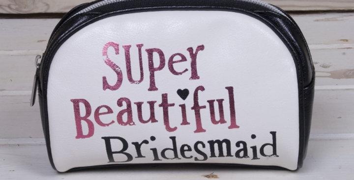 Super Beautiful Bridesmaid Cosmetic