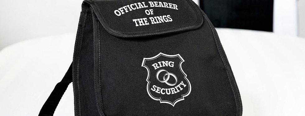 Ring Bearer Ring Security Rucksack