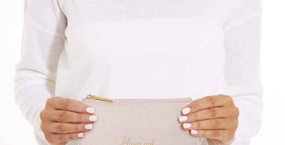 Katie Loxton Flower girl Pouch Clutch Bag