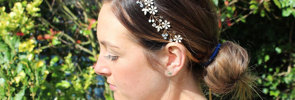 Ella - Daisy Headpiece