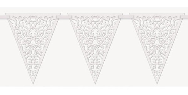 Mr and Mrs Die Cut Lace Paper
