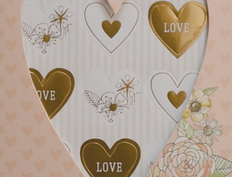 Beautiful Heart Stickers
