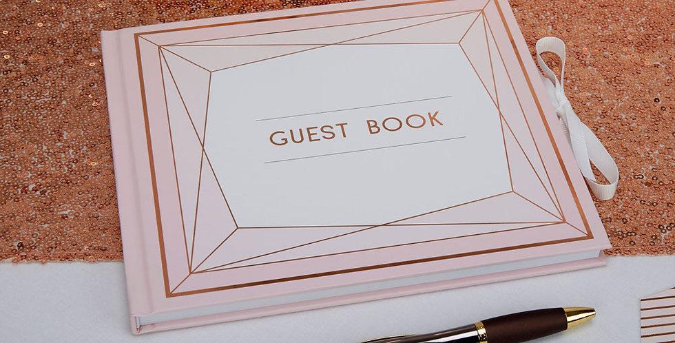 Geo Blush - Guest Book