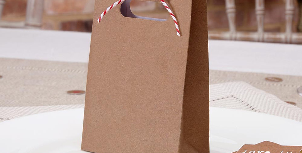 Just My Type - Small Favour Bag