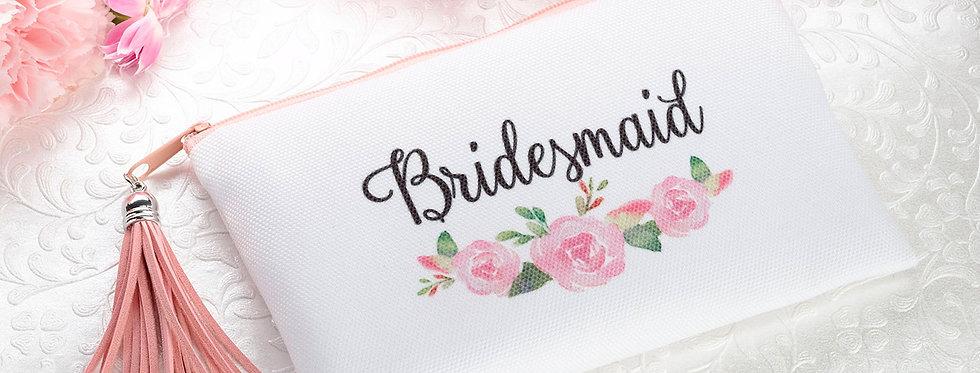 Lillian Rose Watercolour Floral Bridesmaid Survival Bag