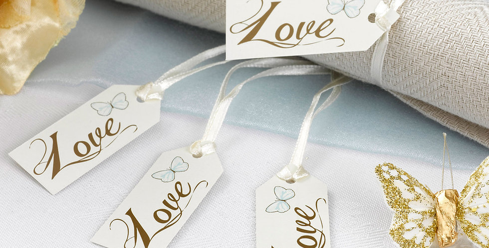 To Have And To Hold - Favour Tags - Small