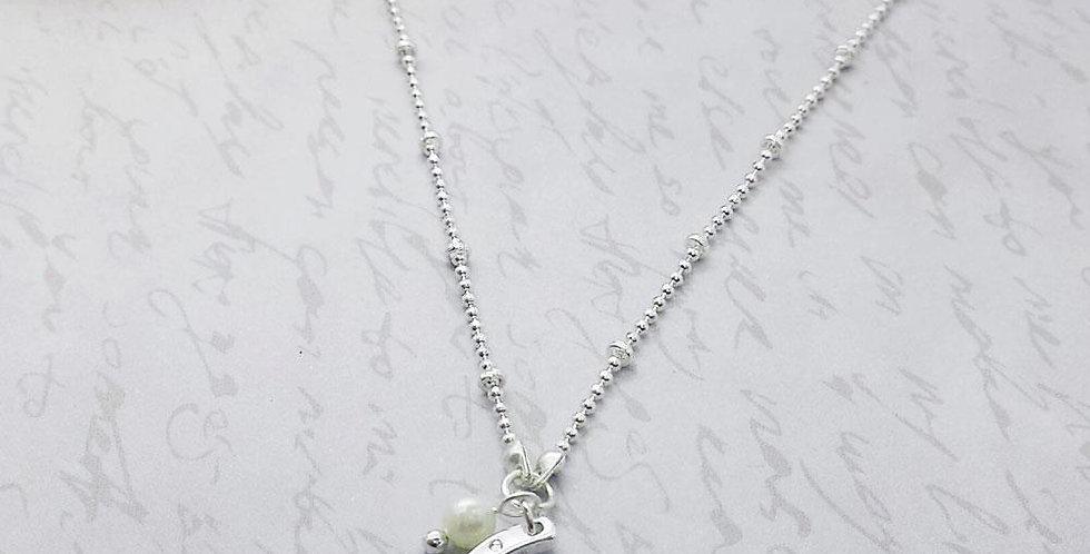 A Big Thank You - Horseshoe Necklace
