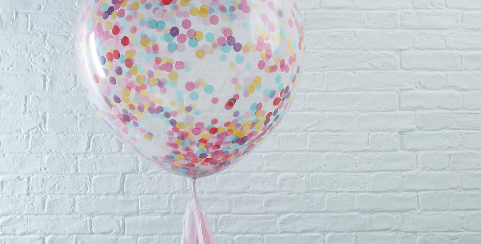 Huge Confetti Filled Balloons - Pick & Mix