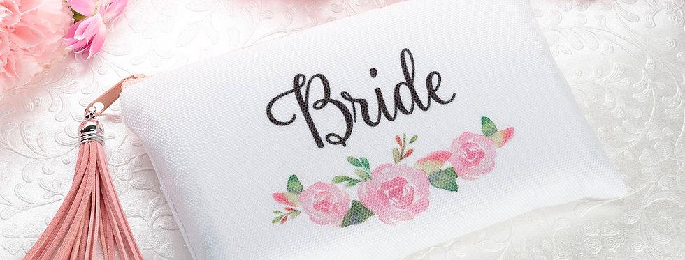 Lillian Rose Watercolour Floral Bride Survival Bag