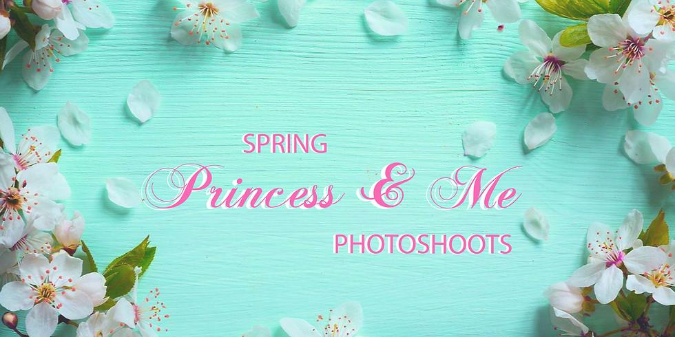 Spring Princess & Me Photoshoots