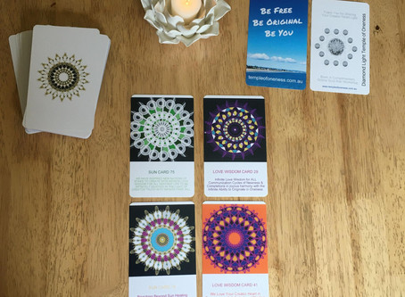 Sun Mandala Reading October 2020 Vision
