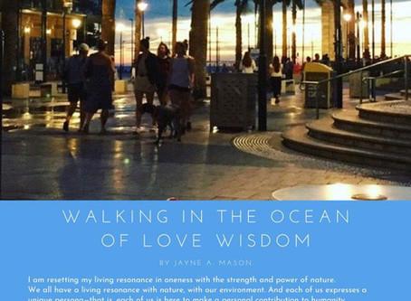 Walking in the Ocean of Love Wisdom
