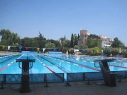 Piscinas recreativas y olímpicas