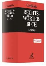 Creifelds: Rechtswörterbuch.(22版)