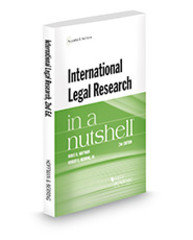 International Legal Research in a nuthell. (2版)