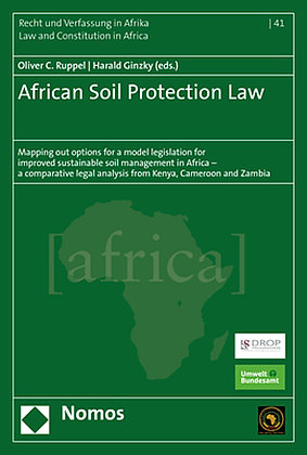African Soil Protection Law: Mapping out options for a model legislati…